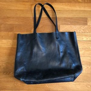 Madewell Transport Tote - Black